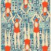 Art Deco Print // Sw
