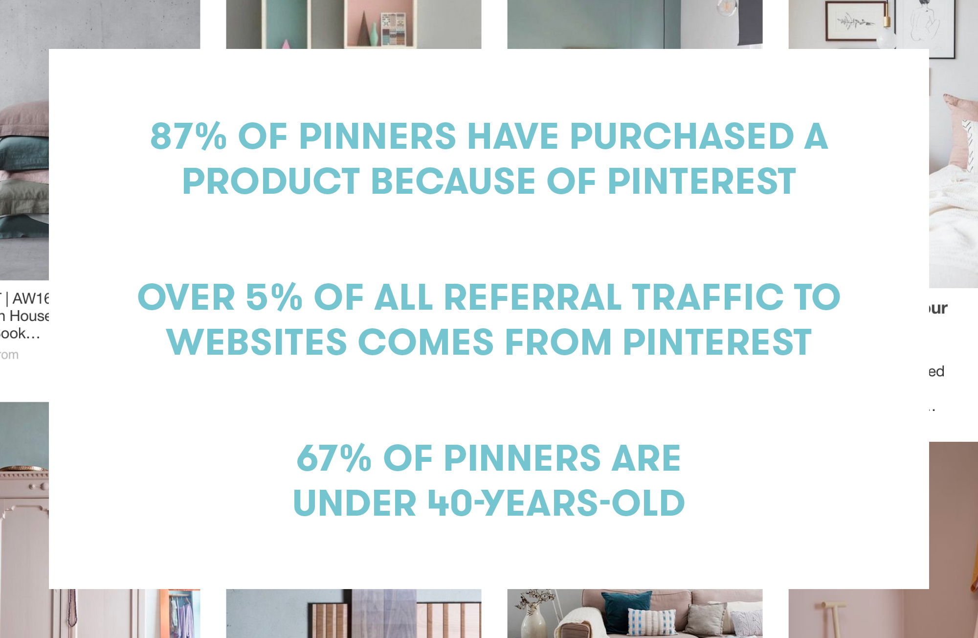 Pinterest Inspiration Facts
